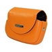 Genuine FujiFilm Premium Orange Camera Case for JV150/JV200/Z30/Z35/Z70/Z80
