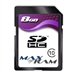 8GB SD Flash Memory Card (MaxRam SDHC)