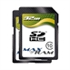 2x 32GB SD Flash Memory Card (MaxRam SDHC)
